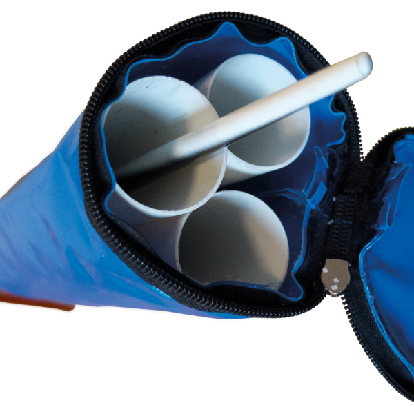 Javelin Bag with tubes