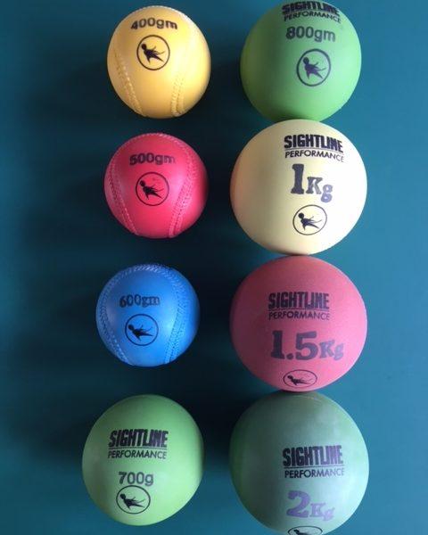 Javelin Throwing Balls