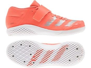adidas adizero Javelin Shoes (Orange